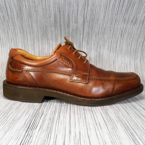 a129f3ac2f Ecco Shoes | Brown Derby Sz 41 Us 85 | Poshmark